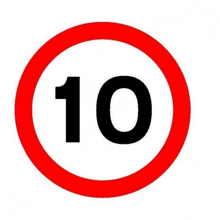 Picture for category Circular Road Traffic Signs